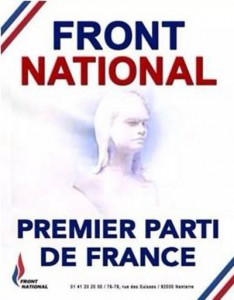 The FN says it's the first party of France. Is it?